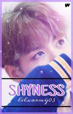 Shyness   jjk by lilxarmy03