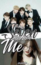 The 7 Bad Boys and Me BTS BULLY TAGLISH by _imjindda_