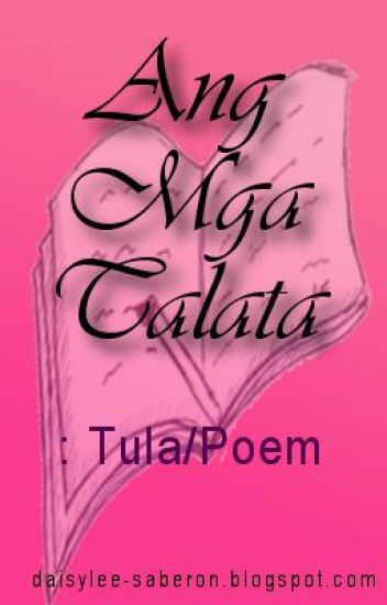 Ang Mga Talata : Tula/Poem collection