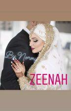 Zeenah by yasmvn__