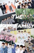 The Kim Family by KawaiiFarts101