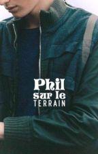 Phil sur le terrain by Wordream
