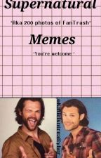 Supernatural Memes by katieisntreallyher