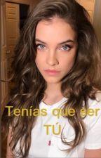 Porque sin ti no soy yo... by __albaa____