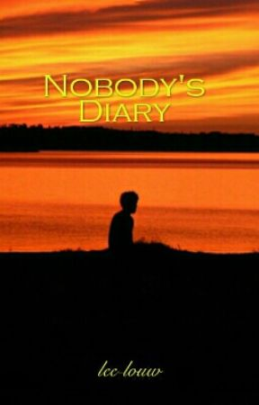 Nobody's diary by lee-louw