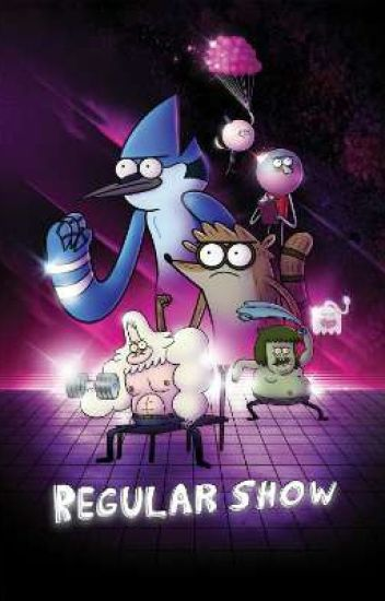 regular show x rich! kindness!badass!reader