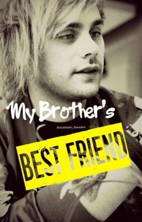 My Brother's Best Friend; m.g.c by Midnightmemories54
