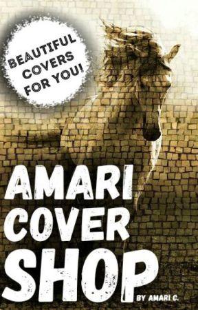 Amari Cover Shop (Closed) by amaricooke