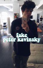 fake • ig • peter kavinsky  by bxckyy