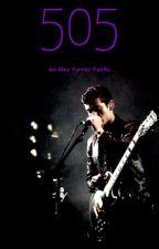 505 (Alex Turner) by Madeon01123