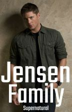 Jensen Family by LovePineapples123