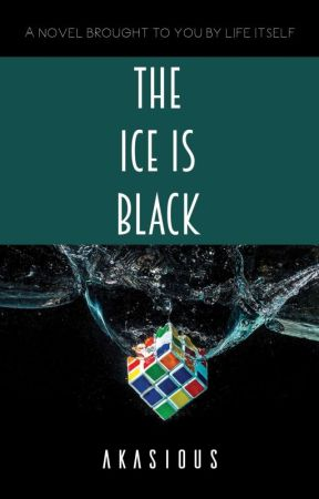 Ice is Black by TheAkasious