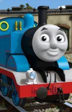 Thomas the Spank Engine by RajFromTPG