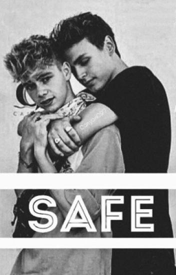 Safe   Jonah Marais x Corbyn Besson - CanyonC97 - Wattpad
