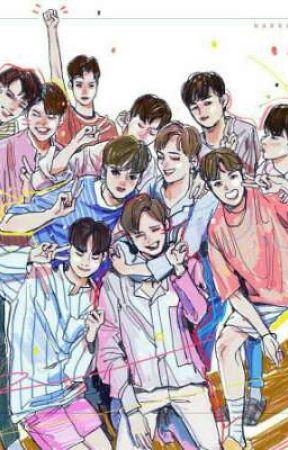 Wanna One Wallpaper Park Jihoon Wattpad