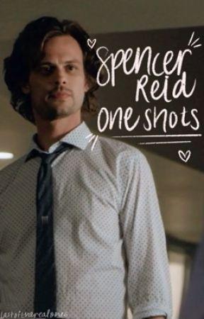Spencer Reid | One Shots - sleeping with a friend - Wattpad