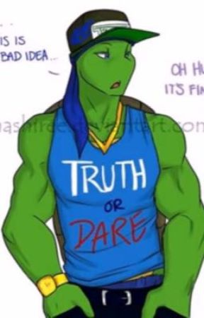 Punk + Swag Turtles Truth or Dare by LeoGDraws