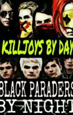 Killjoys by Day, Black Paraders by Night by EmberWolf