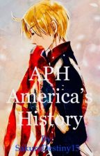 APH: America's History 🇺🇸 by SakuraDestiny15