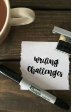 Writing Challenges by OmgshSomeoneActually