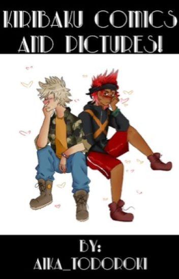 KiriBaku Comics and pictures