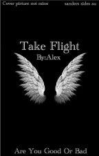 Take flight| |sander sides| |prinxity| by little_katten