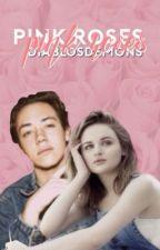 Pink Roses ||Ethan Cutkosky [2] by diablosdemons