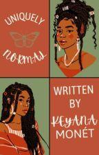 Uniquely Normal  by KM_Sutton
