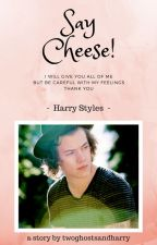 Say Cheese! / Harry Styles by twoghostsandharry