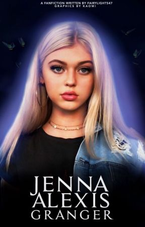Jenna Alexis Granger | a Harry Potter fanfic by Fairylights47
