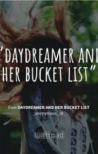 Daydreamer and her bucket list  by _anonymous_28_