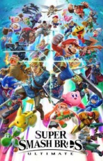 Super Smash Bros. Ultimate ((Male Reader X Harem))((18+))