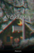 Aforizma by -Depresyon
