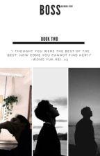 boss 2 •• nct lucas by keemche-stew