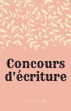 Concours d'écriture {COMPLET !} by Krystal_56