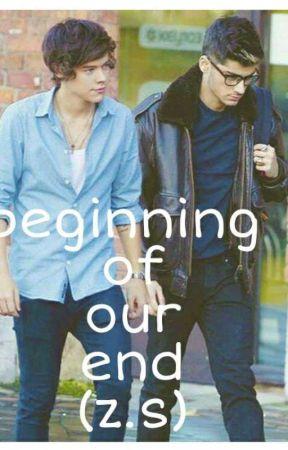 begininig of our end(zarry) by setydirectioner