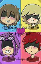 Boys Fnafhs is the type of  by Melisa_Pandora