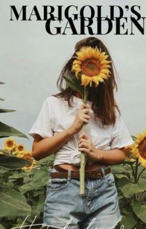 Marigold's Garden  by Happyfaceforever