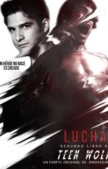 Teen Wolf II:Lucha