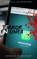 Terror en línea by CafeAdictaJM