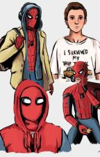 Peter Parker and the Adventures in Interning by wishuponabook