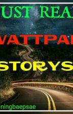 Must read wattpad story by MarielGolbin