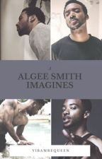 Algee smith imagines  by yibambequeen