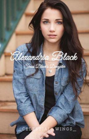 Alexandria Black: Sirius Black's Daughter by SupernaturalLover65