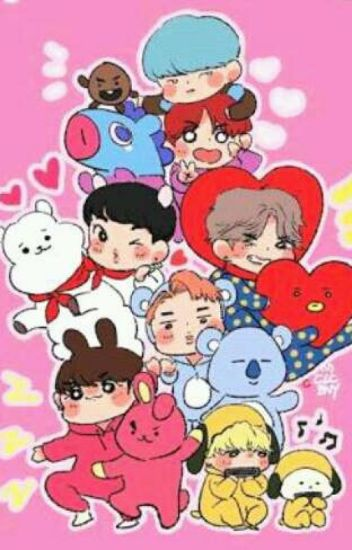 BTS as BABIES SCENARIO!!!!(slow updates)