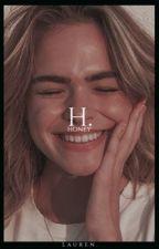 HONEY [NOAH CENTINEO] by luminite