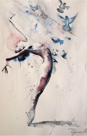 The Tattoo Artist & The Dancer by EdennnQueenn