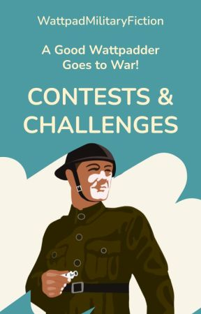 Military Fiction's Contest Book by WattpadMilitaryFiction