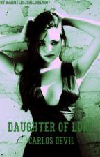 Daughter Of Loki by lozerz_club