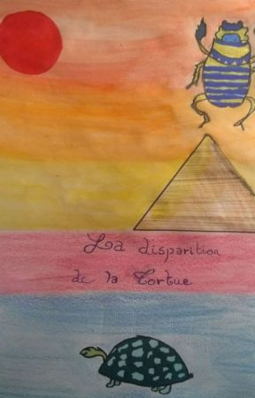 La disparition de la tortue by Nina13122003